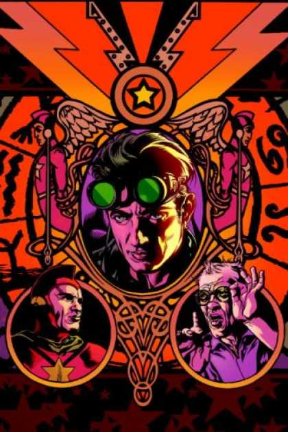 Bestselling Comics (2008) - The Starman Omnibus, Vol. 1 by James Robinson