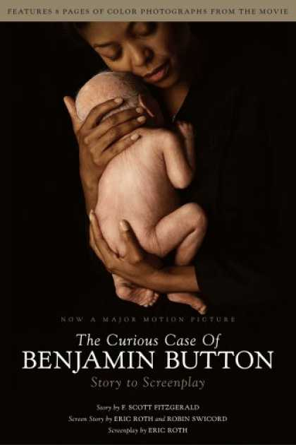 Bestselling Comics (2008) - The Curious Case of Benjamin Button: Story to Screenplay by F. Scott Fitzgerald