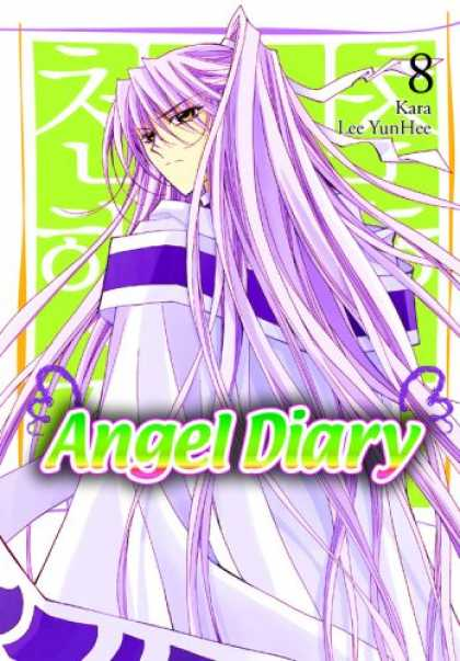 Bestselling Comics (2008) - Angel Diary, Vol. 8 (v. 8) by YunHee Lee - Yunhee - Angel Diary - Girl - Long Hair - Costume