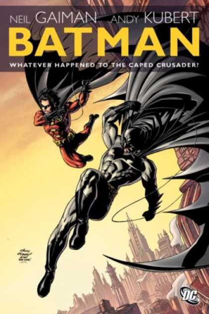 Bestselling Comics (2008) - Batman: Whatever Happened to the Caped Crusader? by Neil Gaiman