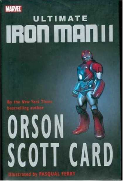 Bestselling Comics (2008) - Ultimate Iron Man, Vol. 2 (v. 2) by Orson Scott Card