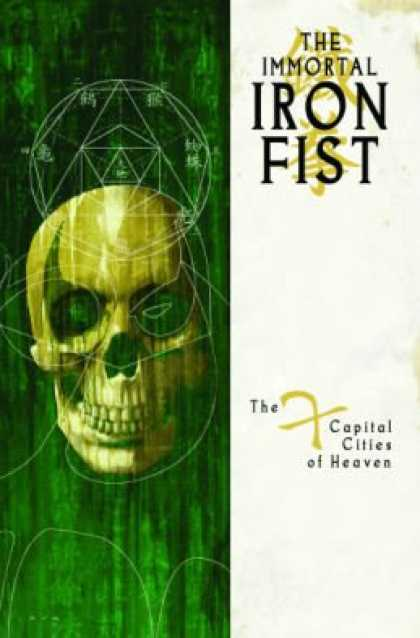 Bestselling Comics (2008) - Immortal Iron Fist, Vol. 2: The Seven Capital Cities of Heaven (v. 2) by Ed Brub