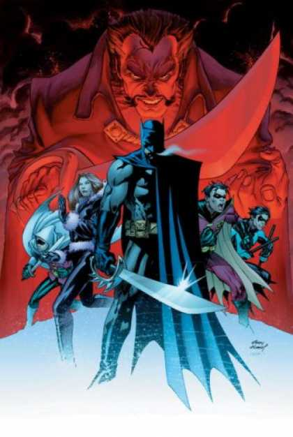 Bestselling Comics (2008) - Batman: The Resurrection of Ra's Al Ghul by Grant Morrison