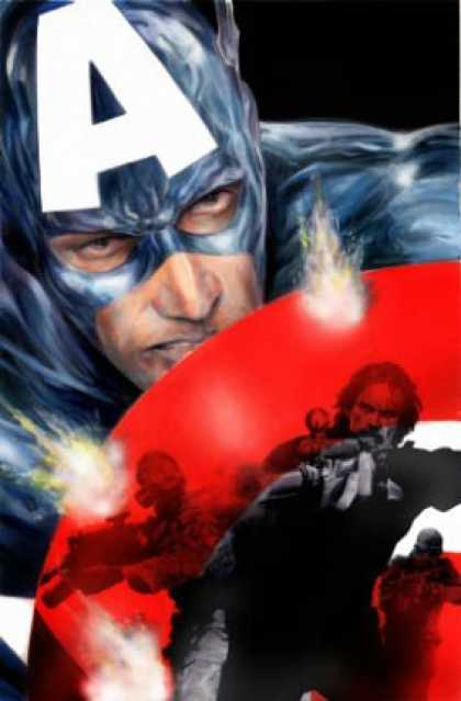 Bestselling Comics (2008) - The Death of Captain America, Vol. 3: The Man Who Bought America (v. 3) by Ed Br