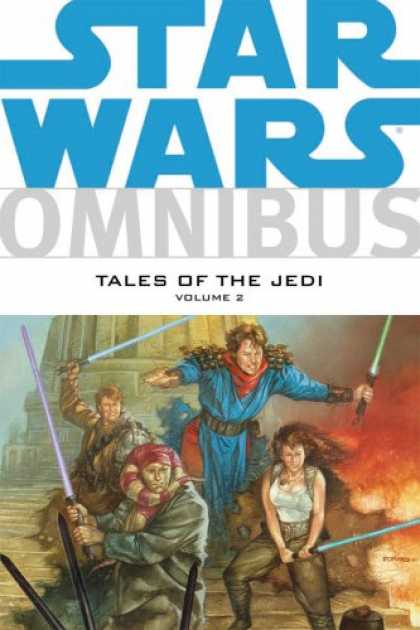Bestselling Comics (2008) - Star Wars Omnibus: Tales of the Jedi, Vol. 2 by Tom Veitch