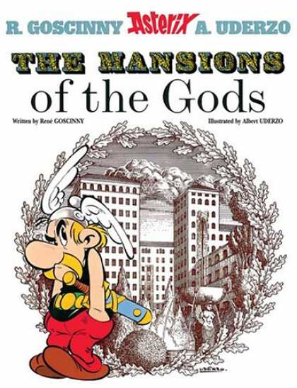 Bestselling Comics (2008) - Asterix The Mansions of the Gods by Rene Goscinny
