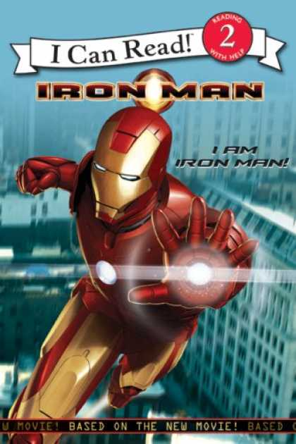 Bestselling Comics (2008) - Iron Man: I Am Iron Man! (I Can Read Book 2) by Lisa Rao