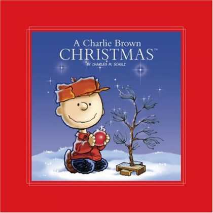 Bestselling Comics (2008) - Peanuts: A Charlie Brown Christmas by Charles M. Schulz - Christmas Tree - Bulb - Snow - Hat - Charles Mc Schulz