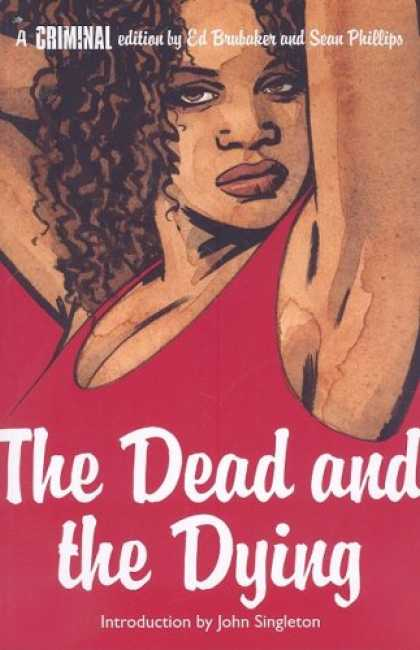 Bestselling Comics (2008) - Criminal Vol. 3: The Dead and The Dying by Ed Brubaker - Big Lips - Cleavage - Woman - Curly Hair - Criminal Edition