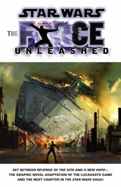 Bestselling Comics (2008) - The Force Unleashed (Star Wars) by Haden Blackman