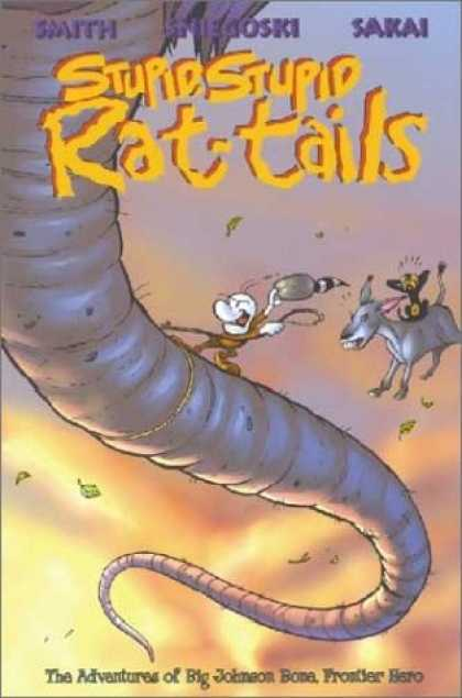 Bestselling Comics (2008) - Stupid Stupid Rat-Tails (Bone Book) by Jeff Smith