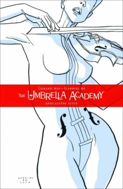 Bestselling Comics (2008) - The Umbrella Academy Volume 1 (v. 1) by Gerard Way
