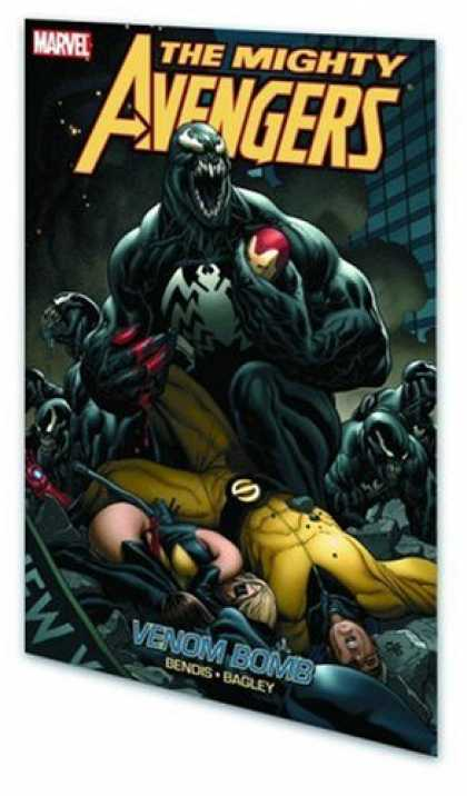 Bestselling Comics (2008) - Mighty Avengers, Vol. 2: Venom Bomb by Brian Michael Bendis