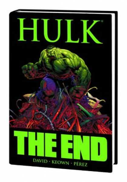 Bestselling Comics (2008) - Incredible Hulk: The End (Marvel Premiere Classic) by Peter David