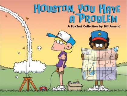 Bestselling Comics (2008) - Houston You Have a Problem: A FoxTrot Collection by Bill Amend