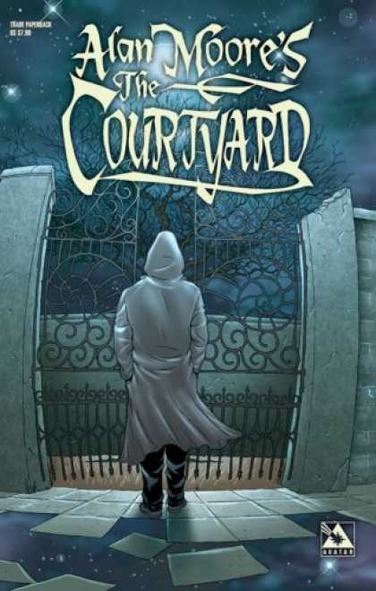 Bestselling Comics (2008) - Alan Moore's The Courtyard (Color Edition) by Alan Moore