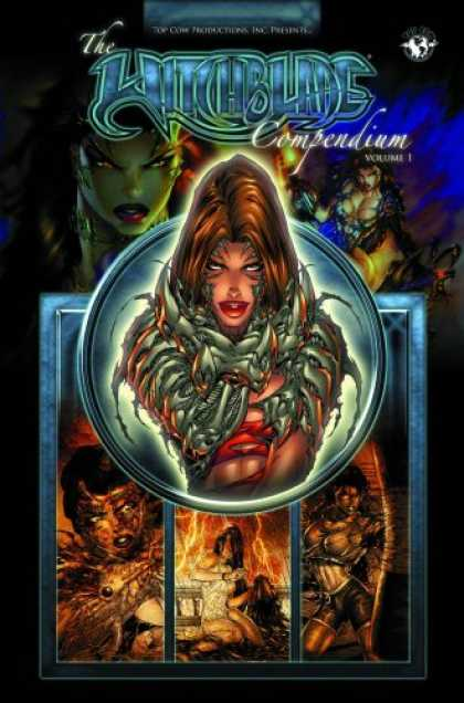 Bestselling Comics (2008) - Witchblade Compendium, Vol. 1 (v. 1) by Marc Silvestri
