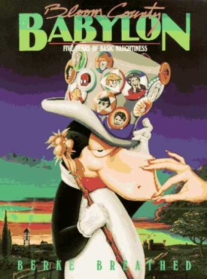 Bestselling Comics (2008) - Bloom County Babylon: Five Years of Basic Naughtiness by Berkeley Breathed