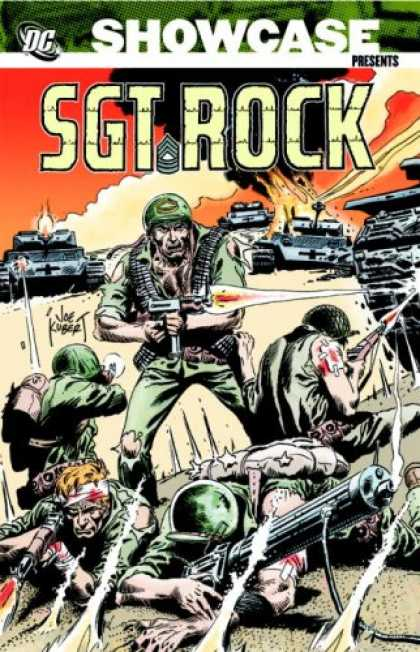 Bestselling Comics (2008) - Showcase Presents: Sgt. Rock, Vol. 2 by Robert Kanigher