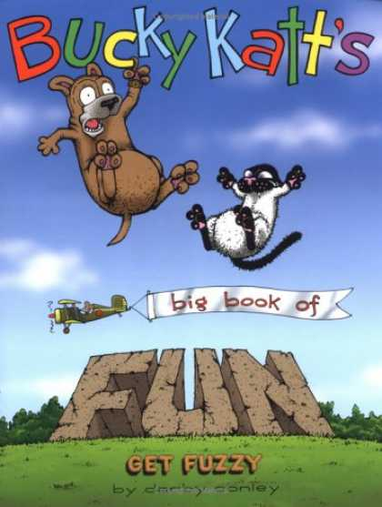 Bestselling Comics (2008) - Bucky Katt's Big Book of Fun: A Get Fuzzy Treasury by Darby Conley