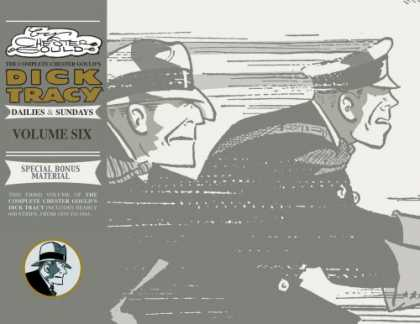 Bestselling Comics (2008) - Complete Chester Gould's Dick Tracy Volume 6 by Chester Gould
