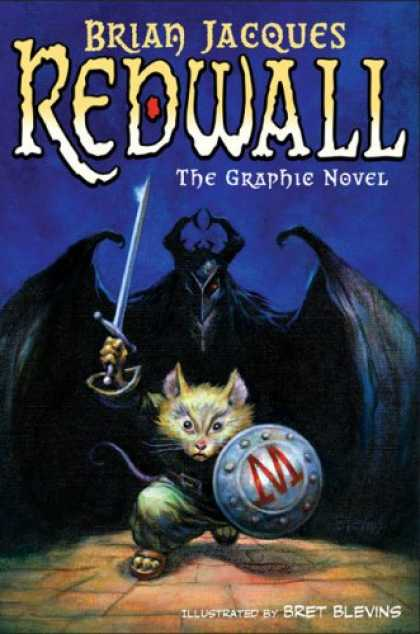 Bestselling Comics (2008) - Redwall: The Graphic Novel by Brian Jacques