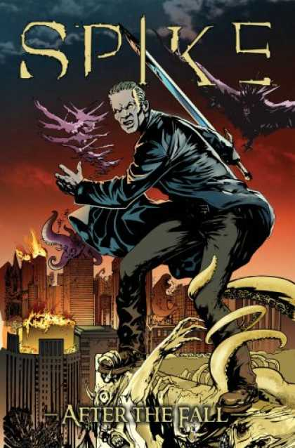 Bestselling Comics (2008) - Spike: After The Fall HC by Brian Lynch