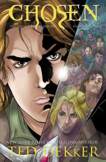 Bestselling Comics (2008) - Chosen--Graphic Novel: The Lost Books Series (Book 1) by Ted Dekker