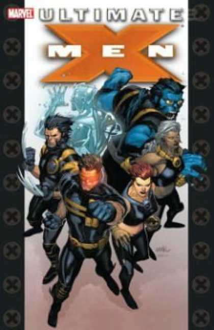 Bestselling Comics (2008) - Ultimate X-Men: Ultimate Collection, Vol. 1 by Mark Millar