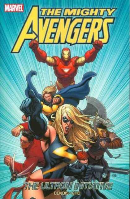 Bestselling Comics (2008) - Mighty Avengers, Vol. 1: The Ultron Initiative by Brian Michael Bendis