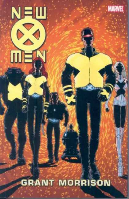 Bestselling Comics (2008) - New X-Men, Vol. 1 by Grant Morrison