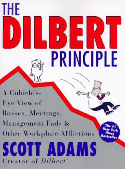 Bestselling Comics (2008) - The Dilbert Principle: A Cubicle's-Eye View of Bosses, Meetings, Management Fads
