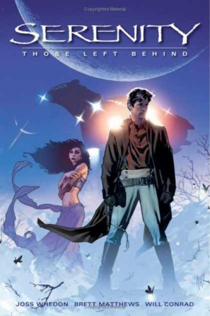 Bestselling Comics (2008) - Serenity, Vol. 1: Those Left Behind by Joss Whedon - Serenity - Those Left Behind - Joss Whedon - Brett Matthews - Will Conrad