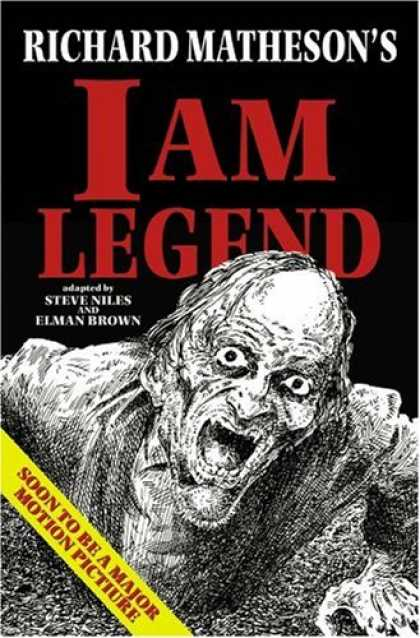 Bestselling Comics (2008) - Richard Matheson's I Am Legend (Graphic Novel) by Steve Niles
