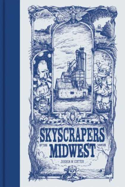Bestselling Comics (2008) - Skyscrapers Of The Midwest by Joshua Cotter