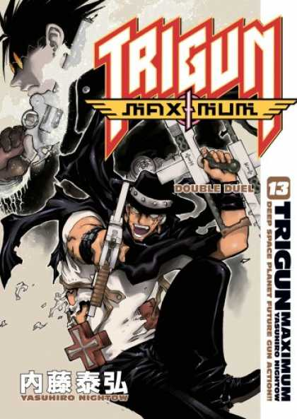 Bestselling Comics (2008) - Trigun Maximum Volume 13: Double Duel (Trigun Maximum (Graphic Novels)) (v. 13)