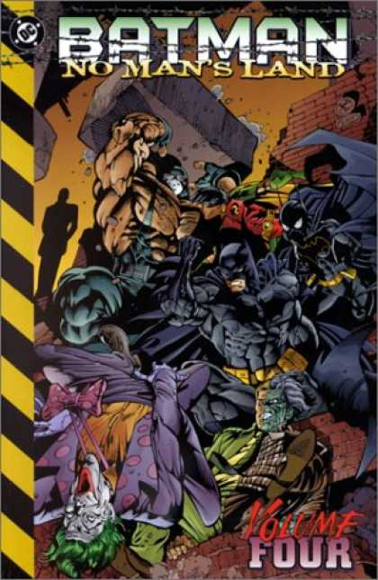 Bestselling Comics (2008) - Batman: No Man's Land, Vol. 4 by Greg Rucka