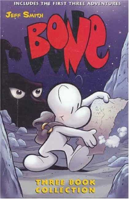 Bestselling Comics (2008) - Boxed Set Books 1-3 (Bone) by Jeff Smith