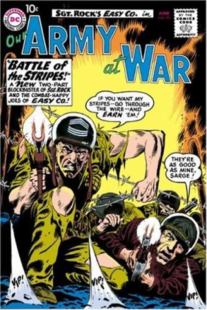 Bestselling Comics (2008) - Showcase Presents: Sgt. Rock, Vol. 1 by Robert Kanigher
