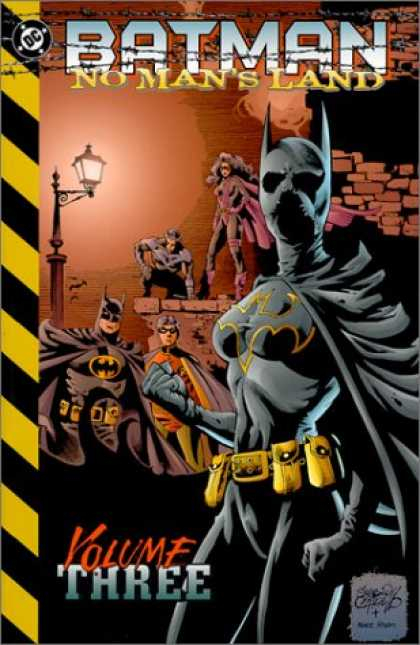 Bestselling Comics (2008) - Batman: No Man's Land, Vol. 3 by Greg Rucka - Batman - No Mans Land - Volume Three - Lantern - Woman