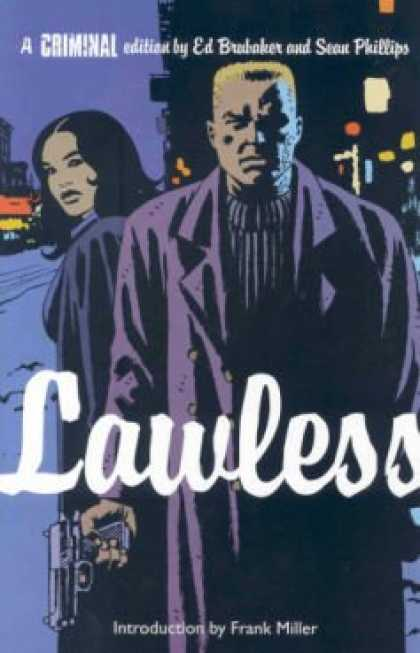 Bestselling Comics (2008) - Criminal Vol. 2: Lawless by Ed Brubaker