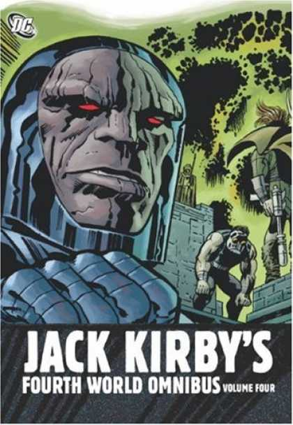 Bestselling Comics (2008) - Jack Kirby's Fourth World Omnibus, Vol. 4 by Jack Kirby