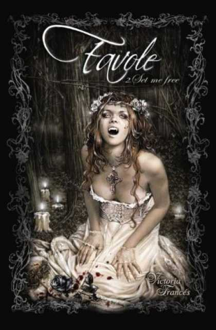 Bestselling Comics (2008) - Favole 2: Set Me Free by France Victoria - Vampire - Curly Hair - Candle - Light - Trees