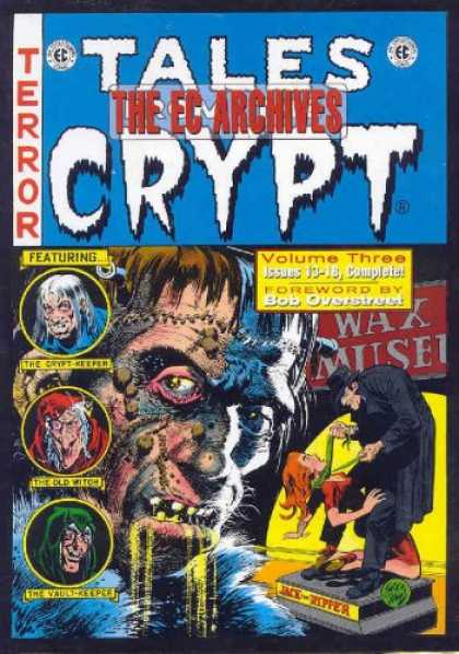 Bestselling Comics (2008) - Tales From the Crypt Volume 3 EC Archives by Johnny Craig