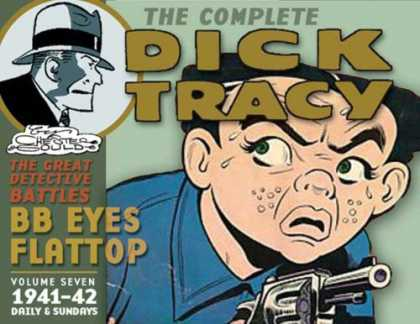 Bestselling Comics (2008) - Complete Chester Gould's Dick Tracy Volume 7 (v. 7) by Chester Gould