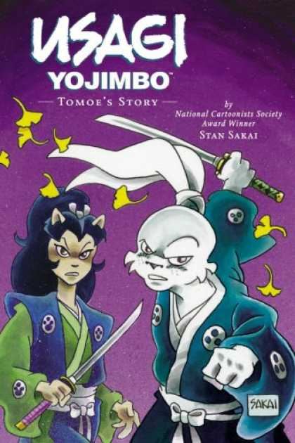 Bestselling Comics (2008) - Usagi Yojimbo Volume 22: Tomoe's Story by Stan Sakai