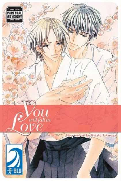 Bestselling Comics (2008) - You Will Fall in Love by Hinako Takanaga - Man - Woman - Flower - Lovers - Skirt
