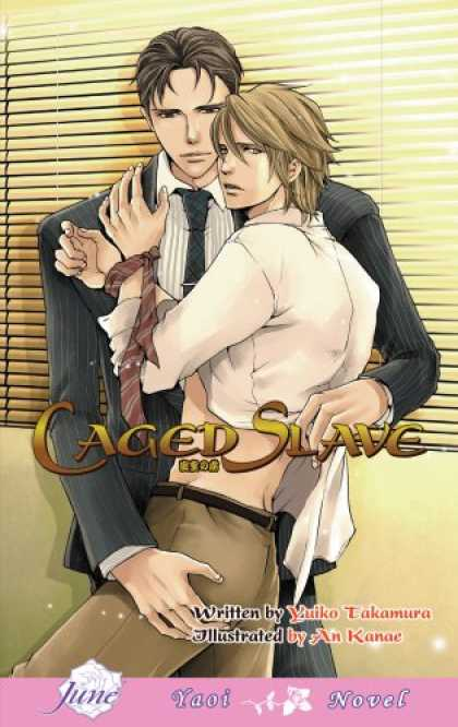 Bestselling Comics (2008) - Caged Slave (Yaoi Novel) by Yuiko Takamura