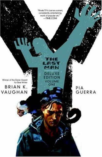 Bestselling Comics (2008) - Y: The Last Man Book One Deluxe Edition by Brian K. Vaughan