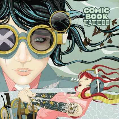 Bestselling Comics (2008) - Comic Book Tattoo Tales Inspired by Tori Amos -